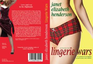 FINAL lingerie wars paperback cover
