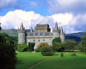 inverary castle, scotland 2